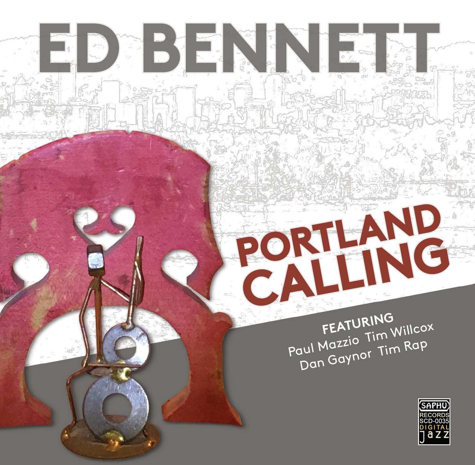 Ed Bennett CD